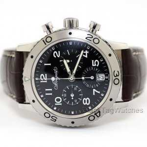 Breguet Transatlantique Type XX Flyback Chronograph Watch