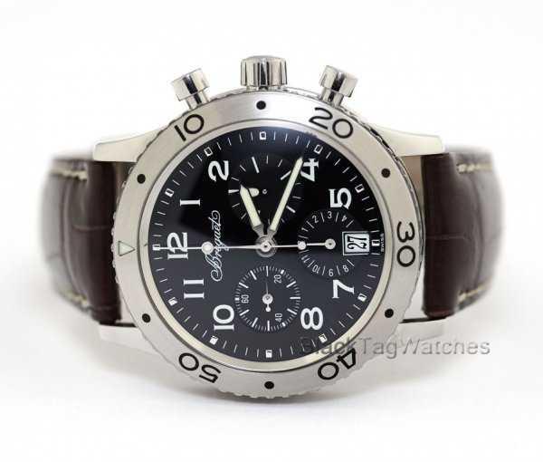 Breguet Transatlantique Type XX Flyback Chronograph Watch