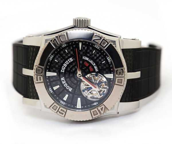Roger Dubuis Easy Diver Tourbillon Watch