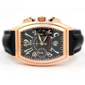 Franck Muller Conquistador Chronograph Watch