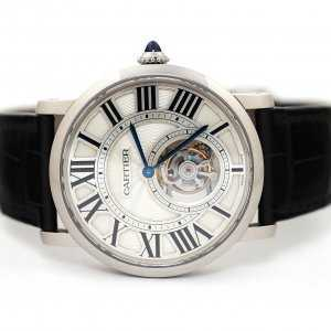 Cartier Rotonde de Cartier Flying Tourbillon Watch