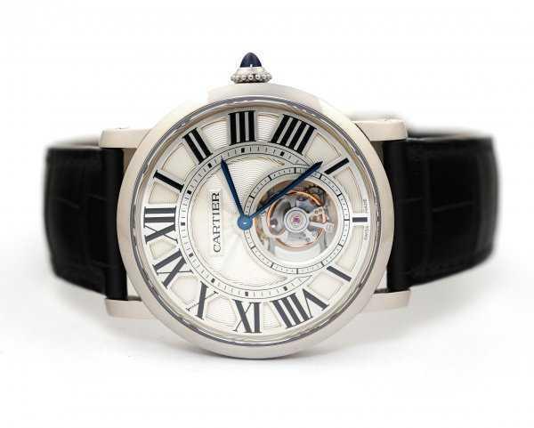 Cartier Rotonde de Cartier Flying Tourbillon Watch
