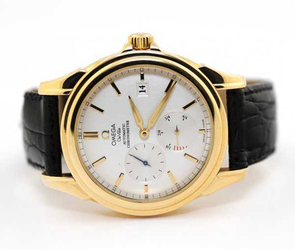 Omega De Ville Co-Axial Power Reserve Watch