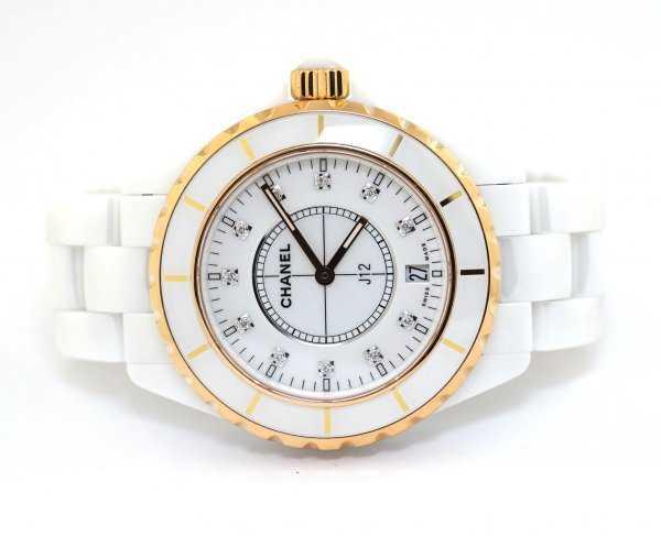 Chanel J12 Quartz 38mm Watch