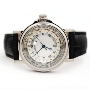 Breguet Marine Hora Mundi 24 Time Zones Watch