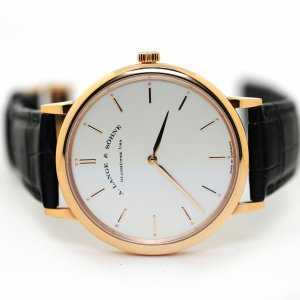 A. Lange & Sohne Saxonia Thin Manual Wind Watch