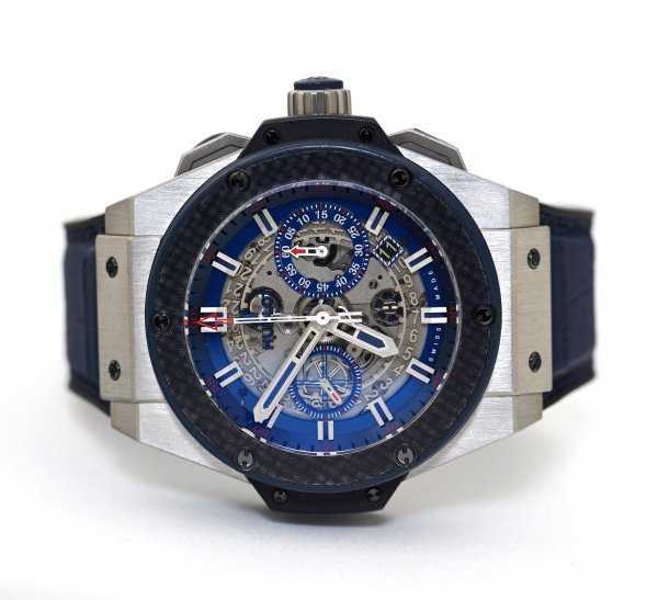 Hublot King Power Special One UNICO Watch