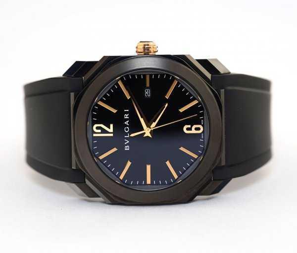 Bulgari Octo Solotempo Automatic 41mm Watch