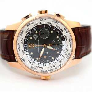 Girard Perregaux Traveller ww.tc Chronograph Watch