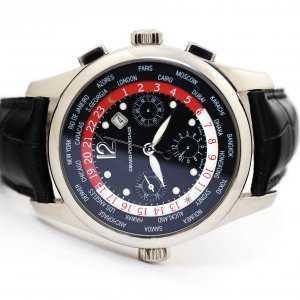 Girard Perregaux Traveller ww.tc Chronograph Watch