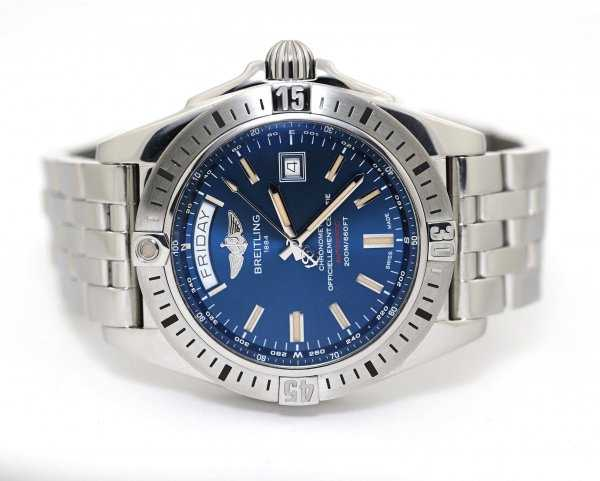 Breitling Galactic Automatic Chronometer Watch