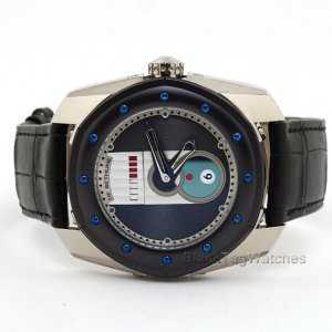 De Bethune DB 20 GMT Beat Quantieme Watch
