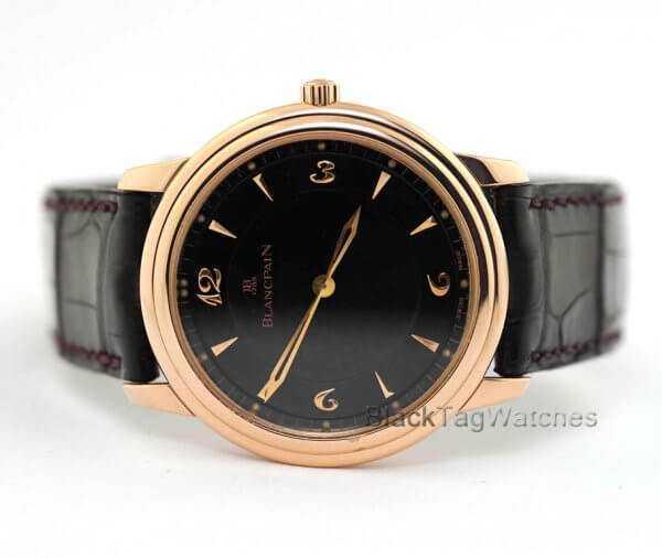 Blancpain Villeret Jubilee Ultra Slim Limited Edition Watch