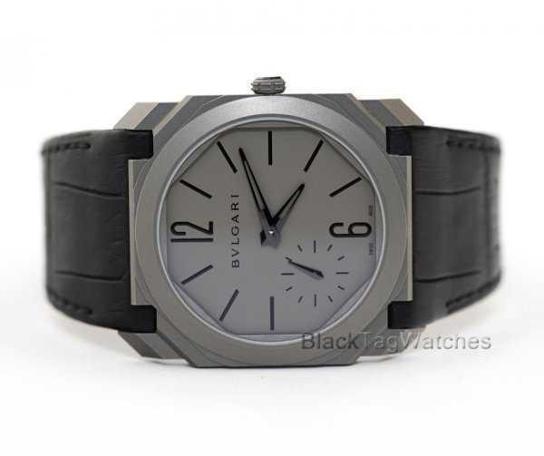 Bulgari Octo Finissimo Extra Thin Watch