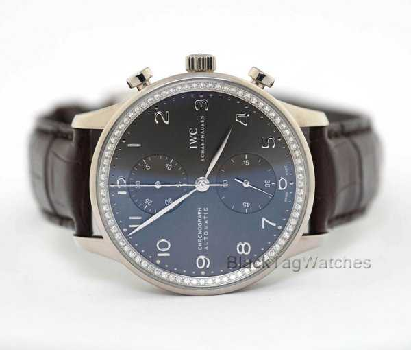 IWC Portugieser Chronograph Automatic Watch