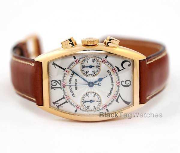 Franck Muller Casablanca Chronograph Watch