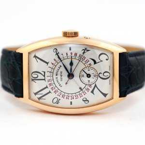 Franck Muller Casablanca Calendar Watch