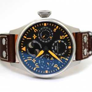 IWC Big Pilots Perpetual Calendar Watch