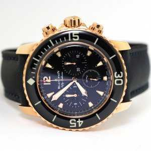 Blancpain Fifty Fathoms Flyback Chronograph Watch