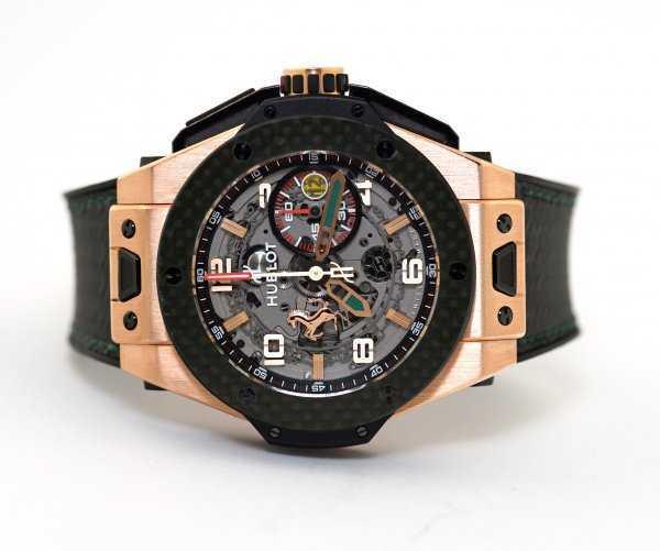 Hublot Big Bang Ferrari Mexico Chronograph Watch