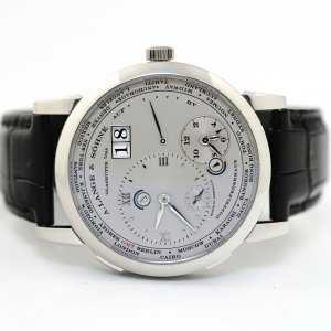 A. Lange & Sohne Lange 1 Time Zone 41.9mm Watch