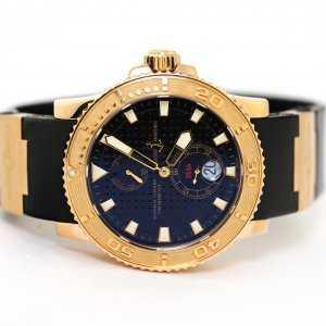Ulysse Nardin Maxi Marine Diver Chronometer Watch