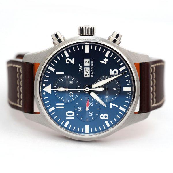 IWC Pilots Watch Chronograph Le Petit Prince Watch