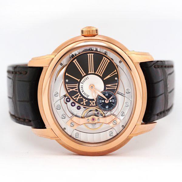 Audemars Piguet Millenary 4101 Automatic Rose Gold Watch