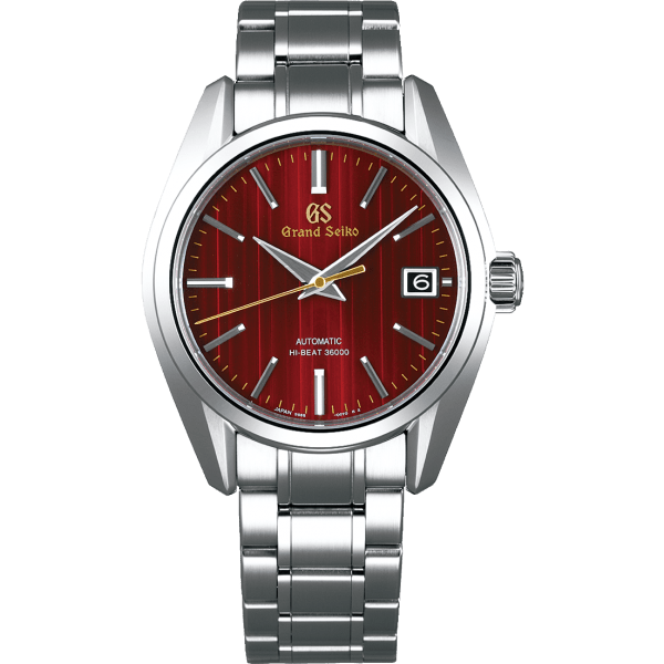 Grand Seiko Heritage Collection Four Seasons Fall Limited Watch