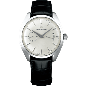 Grand Seiko Elegance Collection Manual 39mm Silver Dial Watch