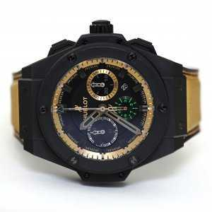 Hublot King Power Usain Bolt Chronograph Watch