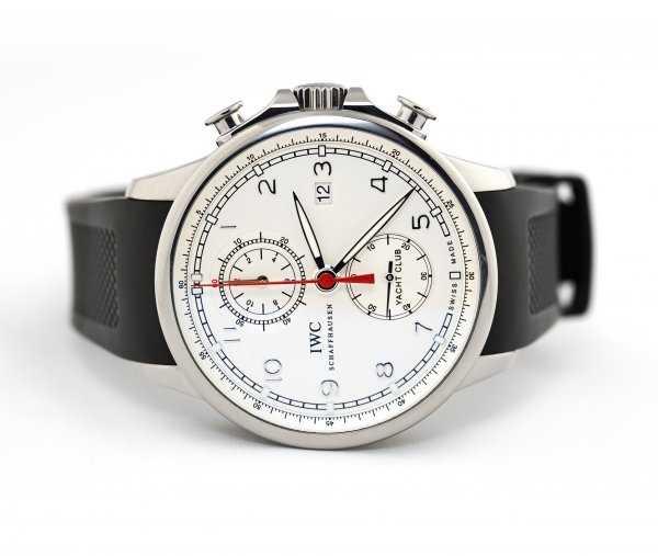 IWC Portugieser Yacht Club Chronograph Automatic Watch