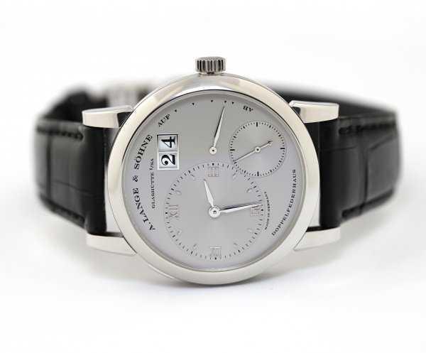 A. Lange & Sohne Lange 1 38.5mm Watch