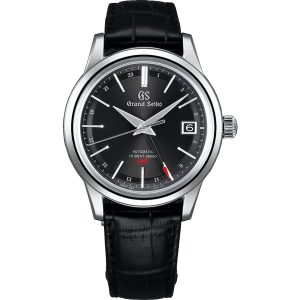 Grand Seiko Elegance Collection GMT Black Dial Watch