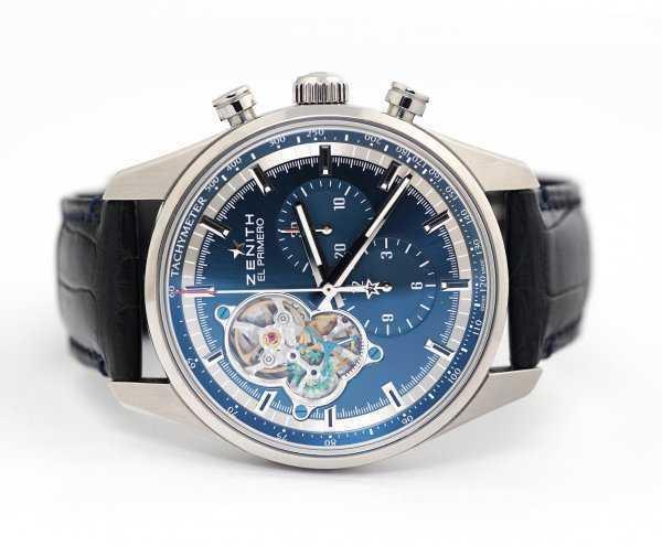 Zenith El Primero Chronomaster Chronograph Watch