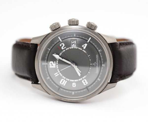 Jaeger-LeCoultre AMVOX1 Alarm Aston Martin Limited Edition Watch