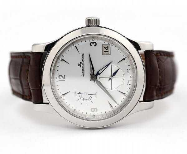 Jaeger-LeCoultre Master Control Hometime Wristwatch