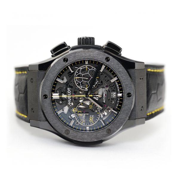 Hublot Classic Fusion Pele Chronograph Limited Edition Watch