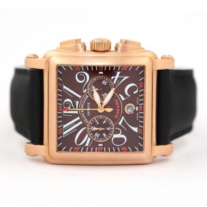Franck Muller Conquistador Chronograph Habana Watch