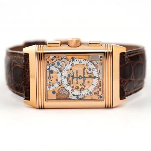 Jaeger-LeCoultre Reverso Chronograph Retrograde Watch