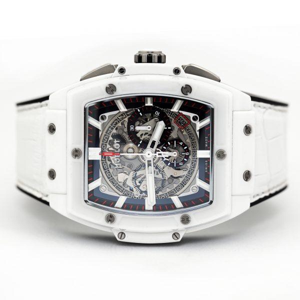 Hublot Spirit of Big Bang White Ceramic Watch