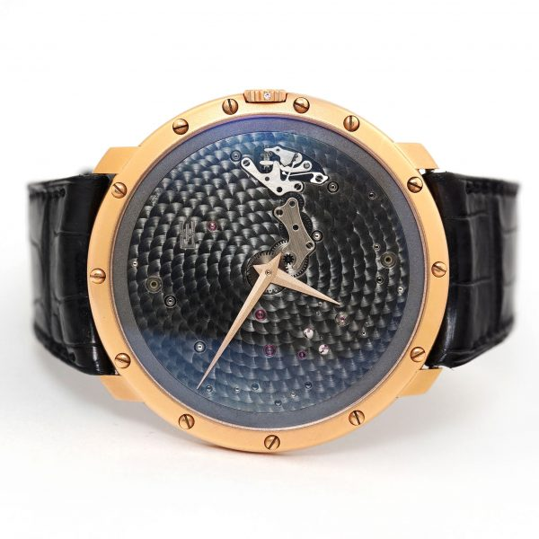 Guy Ellia Time Space Ultra Thin Watch
