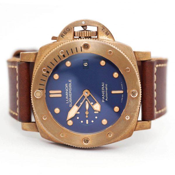 Panerai Luminor Submersible 1950 3 Days Bronzo Watch