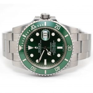 Rolex Submariner Date Oyster Perpetual HULK Watch