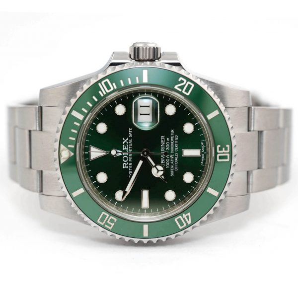 Rolex Submariner Date Oyster Perpetual HULK Watch