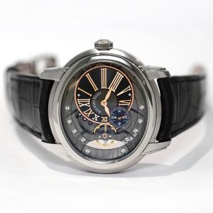 Audemars Piguet Millenary 4101 Automatic Steel Watch