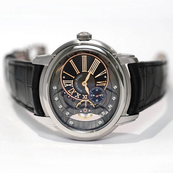 Audemars Piguet Millenary 4101 Automatic Steel Watch
