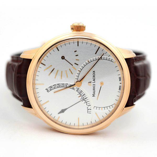 Maurice Lacroix Masterpiece Calendrier Retrograde Watch