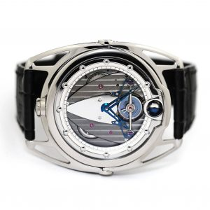 De Bethune DB 28 Moon Phase Power Reserve Watch