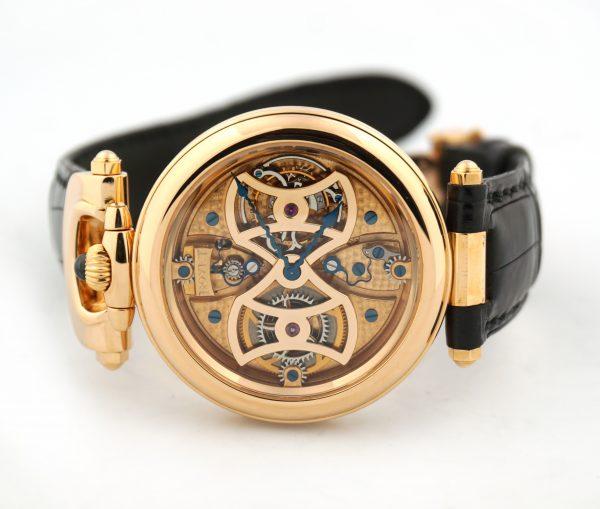 Bovet Fleurier Tourbillon 43mm Watch